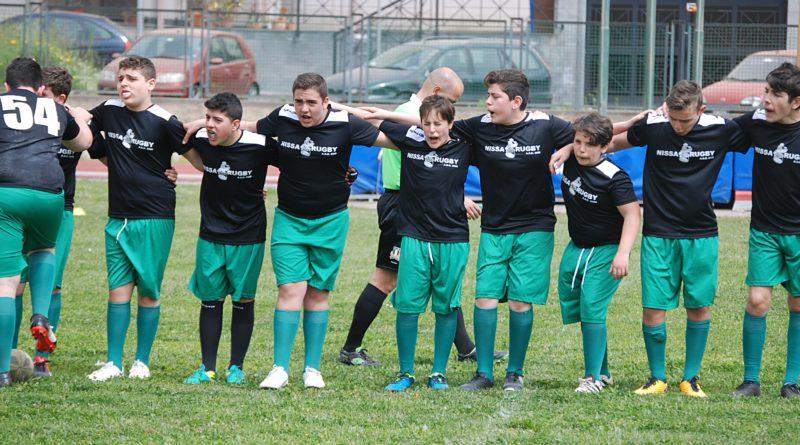 Nissa Rugby: under 6 e 14 femminile al Millemete di Marsala. Domenica 13 maggio a Caltanissetta Under 18 e Festival regionale under 14