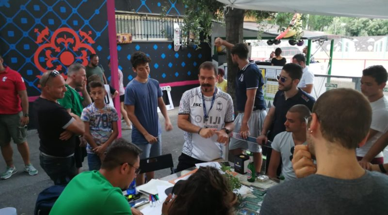 Street Rugby, successo di partecipantiper la prima edizione del torneo. La Fotogallery