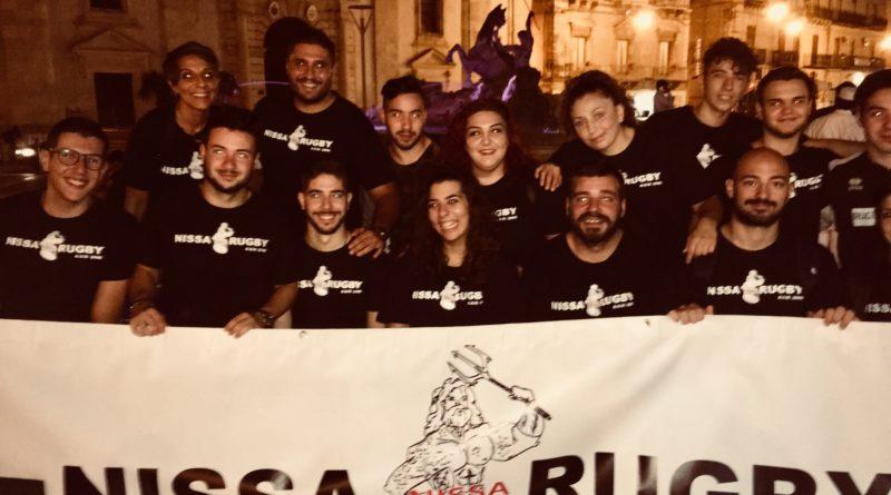 """Caltanissetta, Circus G: venerdì 6 settembre. Nissa Rugby """"presente"""": sponsor e parte attiva della manifestazione"""