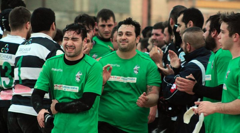 """Le gare del week-end. Nissa Rugby in campo a Vittoria con tanta """"voglia di vincere"""". Cerbere incerottate ma determinate."""