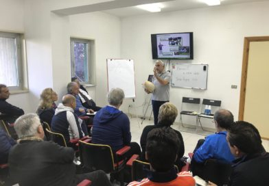 Corso Cefpas-Nissa Rugby: fotogallery delle due giornate, 13 e 14 novembre