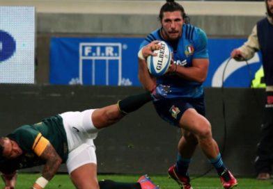 """Onda Rugby, il saluto dell'azzurro Giovanbattista Venditti: """"Il rugby è passione"""""""