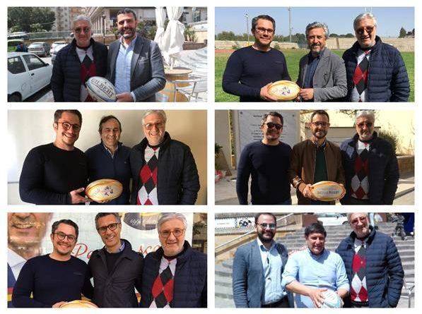 """Caltanissetta, la Nissa Rugby incontra i candidati sindaco.  """"Chiunque vada in meta, si ricordi di tutto lo sport nisseno e dell'impiantistica"""""""