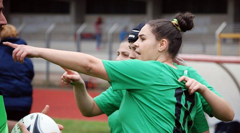 """Cerbere Nissa Rugby, il capitano Marina Medico: """"Siamo cresciute, pronte per l'ultima gara"""""""