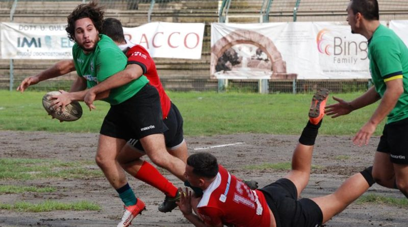 """Nissa Rugby, il capitano Rinaldi 'racconta' la promozione: """"Il gruppo, l'arma segreta"""""""