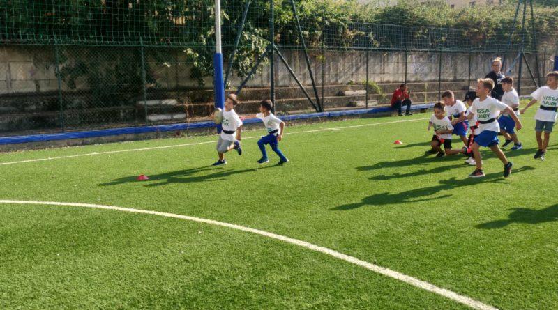 """Nissa Rugby, Open Day """"affollato"""": tanti bambini e molti genitori (Fotogallery)"""