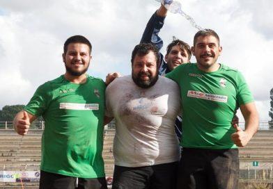 Serie C: Fotogallery di  Nissa Rugby-Vittoria, domenica 10 novembre