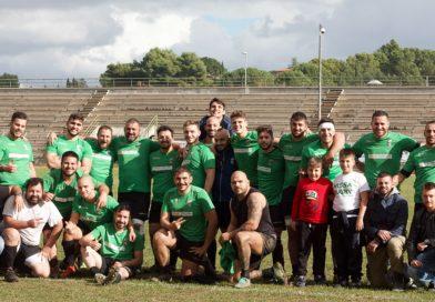 """Nissa Rugby, primo successo in Serie C: sconfitto l'ostico Vittoria. Il tecnico Lo Celso: """"Affermazione meritata, plauso agli avversari"""""""