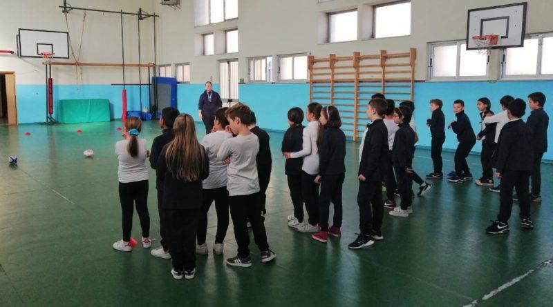 """Nissa Rugby, nasce il compartimento """"Educational rugby"""". Fabrizio Blandi: """"Al centro lo sviluppo del bambino"""""""