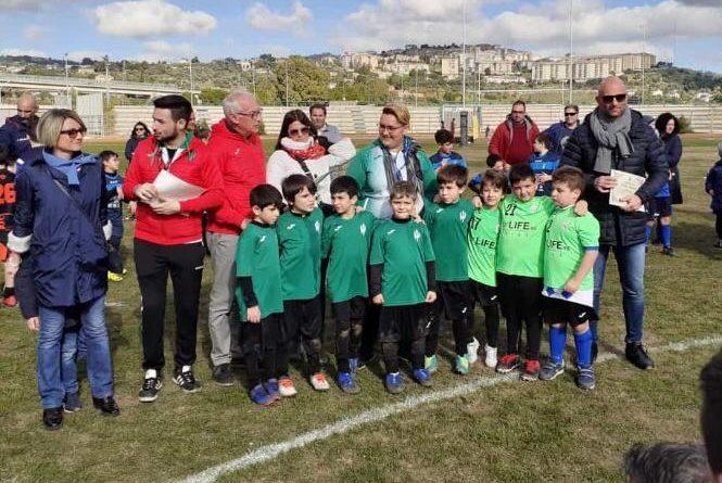 """Mini-rugby: gioioso successo per il raggruppamento al """"M. Tomaselli"""" di Caltanissetta"""