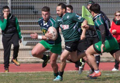 Serie C: fotogallery di DLF Nissa Rugby- San Gregorio, domenica 9 febbraio