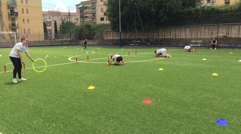 DLF Nissa Rugby: un successo la prima settimana del camp estivo per bambini
