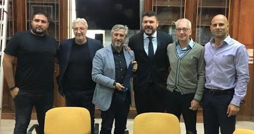"""Manto sintetico al Tomaselli, gioia in casa DLF Nissa Rugby. Il presidente FIR Sicilia, Arancio: """"Sarà teatro di eventi nazionali ed internazionali"""""""