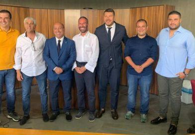 FIR Sicilia, Gianni Saraceno è il nuovo presidente. Il nisseno Andrea Lo Celso della DLF Nissa Rugby confermato consigliere regionale