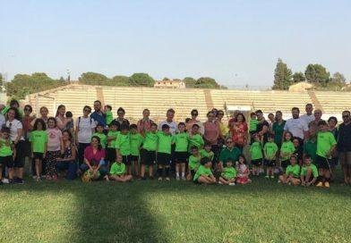 """Happening di fine stagione per i piccoli della DLF Nissa Rugby: gelati e sorrisi. Assessore Caracausi: """"Società impegnata nello sport e sul territorio"""""""