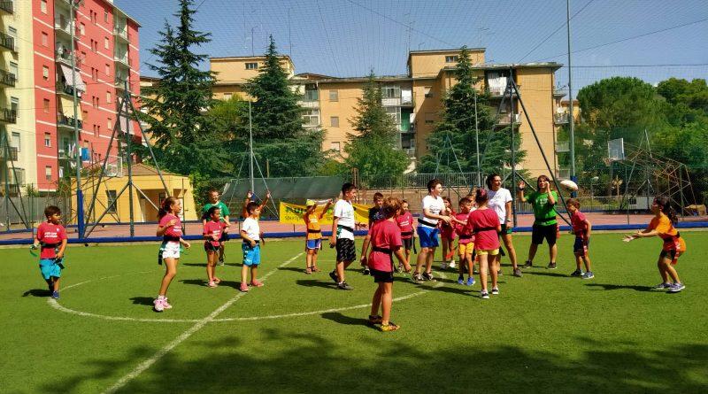 """DLF Nissa Rugby Green Camp: un successo di partecipazione e """"contenuti"""""""